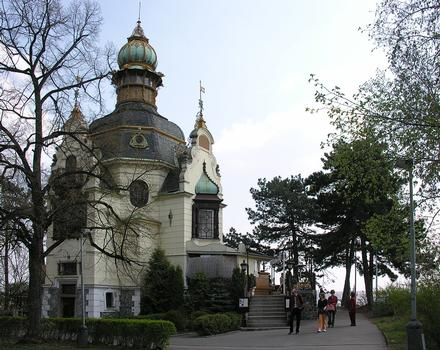 Hanavsky-Pavillon, Prag