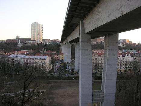 Nusle Bridge (Prague, 1973)