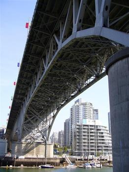 Granville Street Bridge (Vancouver, 1954)