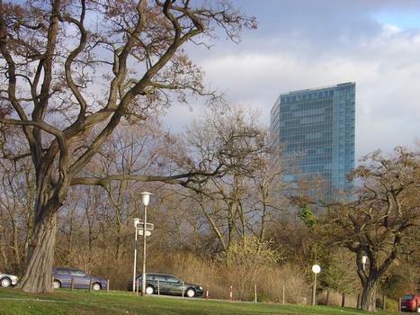 Victoria-Turm, Mannheim