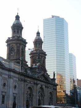 Cathédrale, Santiago de Chile