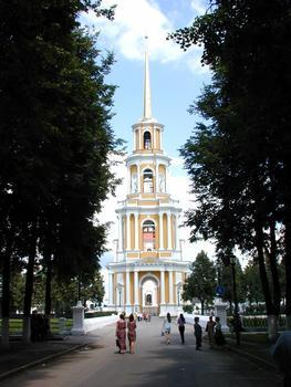 Glockenturm in Rjasan