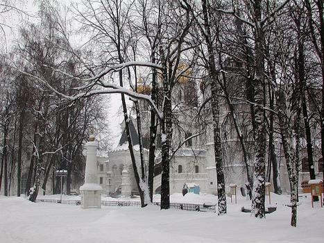 Cathédrale Troitsky, Kostroma