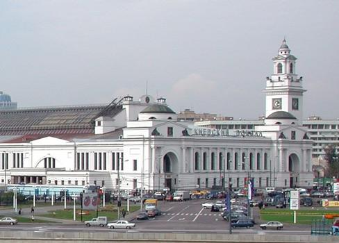 Gare de Kiev, Moscou