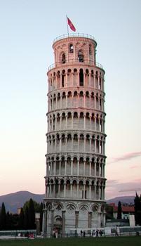 Schiefer Turm in Pisa