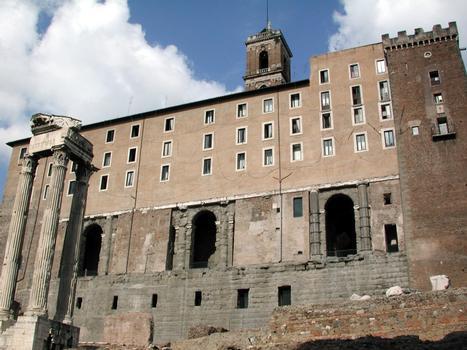 Palazzo dei Conservatori, Piazza del Compidoglio, Rome