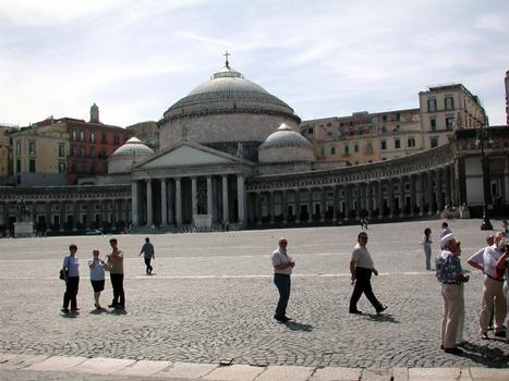 Chiesa di San Francesco di Paola, Neapel