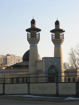 Mosquée de l'Ambassade iranienne à Moscou