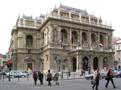 Nationaloper in Budapest