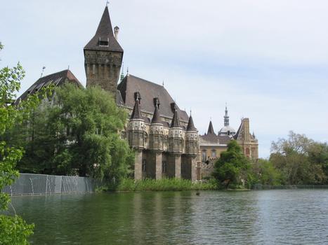 Schloss Vajdahunyad, Budapest