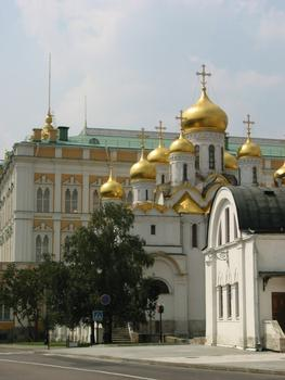 Mariä-Verkündigungs-Kathedrale, Moskau