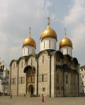 Mariä-Entschlafens-Kathedrale, Moskau