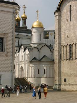 Gewandniederlegungskirche, Kreml, Moskau