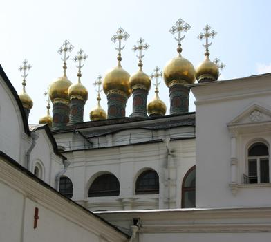 Kirche im Terempalast, Moskau
