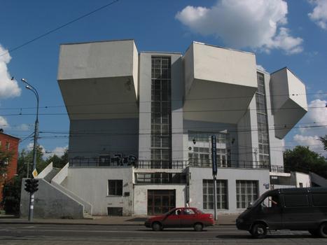 Club Rusakov, Moscou
