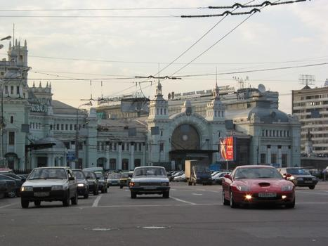 Belarus Station, Moscow