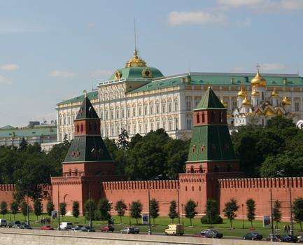 Großer Kremlpalast, Moskau