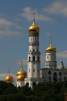 Ivan-der-Große-Glockenturm in Moskau