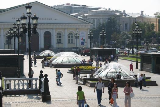 Manege, Moskau