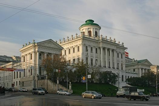 Haus Paschkow, Moskau