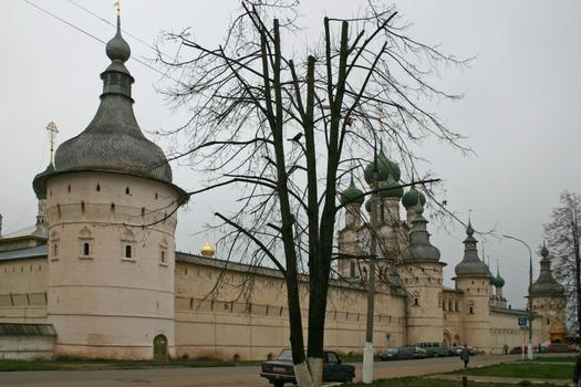 Kreml 17 century. Rostov (Rostov the Great), Yaroslavl Oblast, Russia