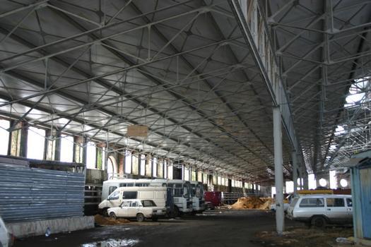 Bakhmetevsky Bus Garage