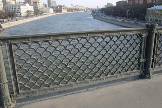 Bolschoj Ustinsky most, Moskau
