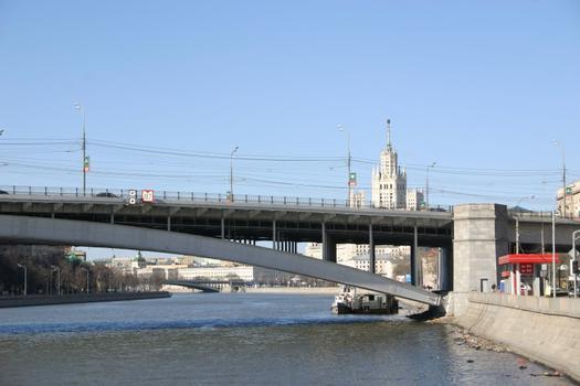 Bolshoy Krasnokholmsky most, Moskau