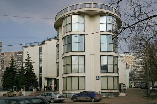 Burevestnik Club, Moscow