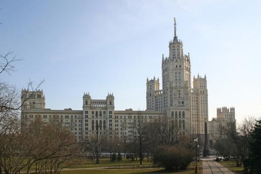 Apartements Kotelniki, Moscou