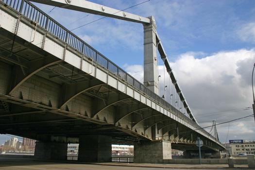 Krimsky Bridge, Moscow