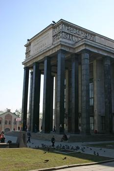Lenin Library Extension, Moscow