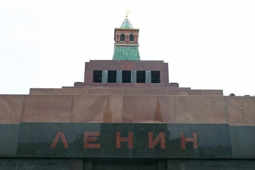 Mausolée de Lénine, Moscou