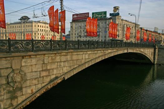 Kleine Steinbrücke in Moskau
