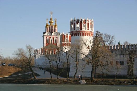 Couvent de Novodievitchi à Moscou