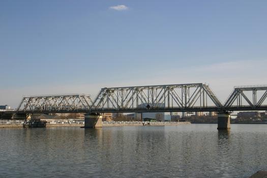 Danilowsky-Brücke, Moskau
