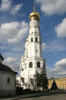 Glockenturm Iwan der Große in Moskau