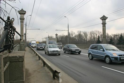 Karamischewsky-Brücke, Moskau