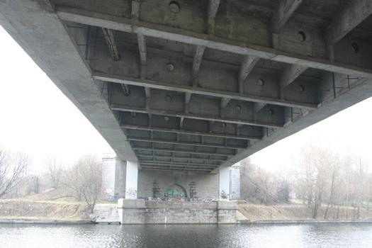 Choroschewsky-Brücke, Moskau