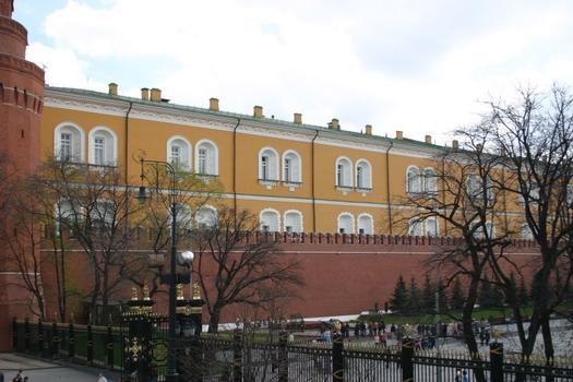 Kreml-Arsenal in Moskau