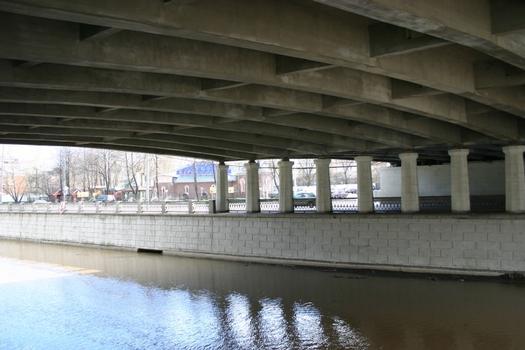 Matrossky-Brücke, Moskau