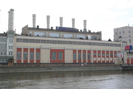 MoGES-1, Moskau