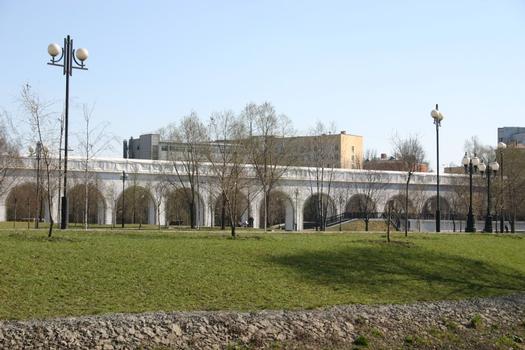 Rostokinsky-Aquädukt, Moskau