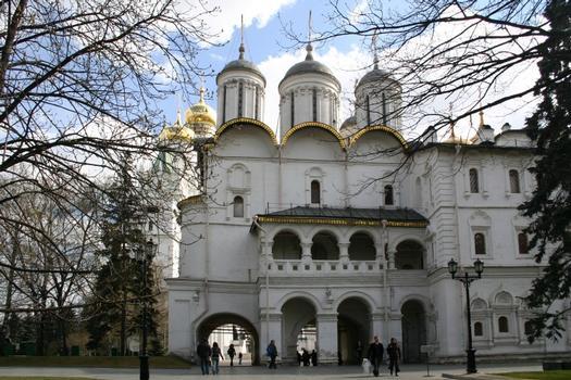 Kirche der zwölf Apostle in Moskau