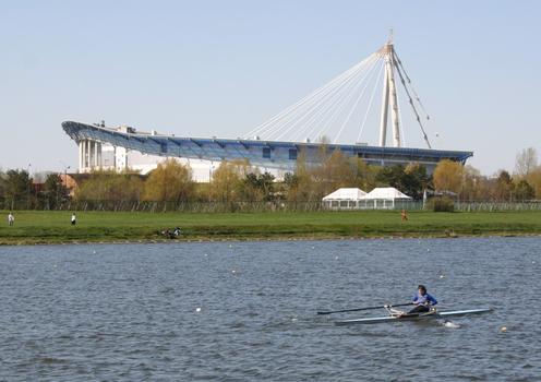 Eissportzentrum in Moskau