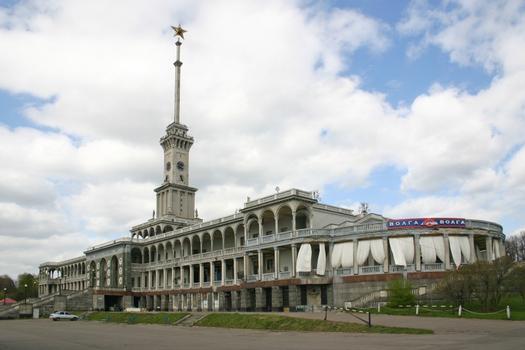 Gare fluviale nord