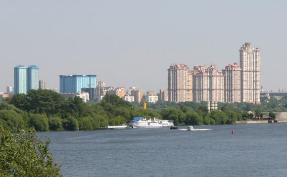 Aliye Parusa 2, Moscow