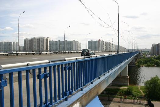 Bratejewsky most, Moskau