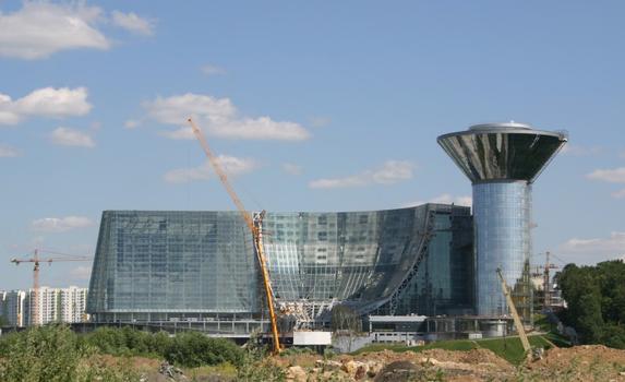 Regierungsgebäude des Moskauer Oblast
