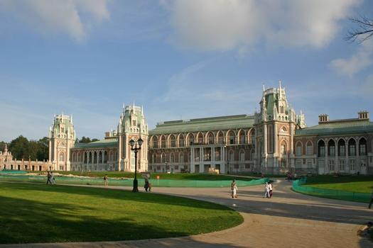 Tsaritsino - Big Palace